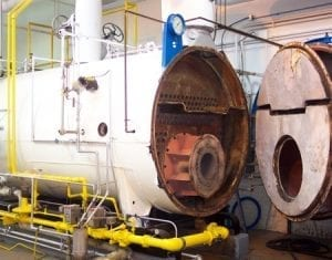 high pressure boiler system