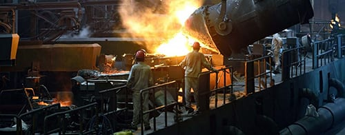 Advances in Cooling Water Treatment for the Steel Industry
