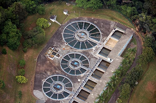 Controlling Wastewater Plant Odor