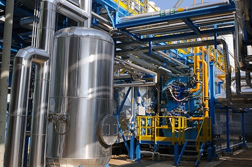 Protecting the Water/Steam Chemistry of Co-Generation and Combined Heat and Power Plants