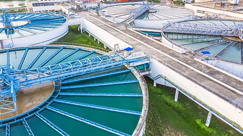 Water Conservation in Wastewater Treatment Processes