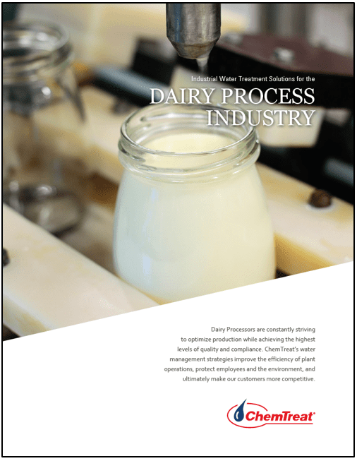 dairy water treatment