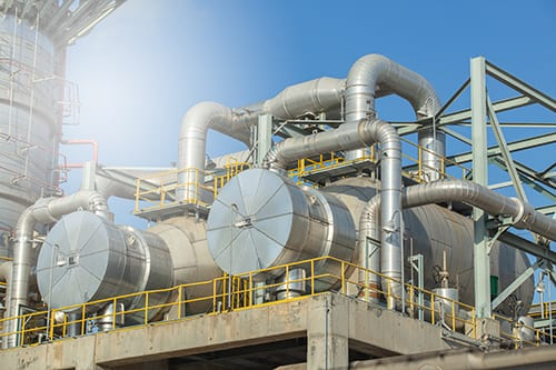 Improving Heat Exchanger Performance and Reliability at a Chemical Plant Using ChemTreat FlexPro®