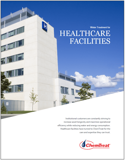 hospital healthcare water treatment