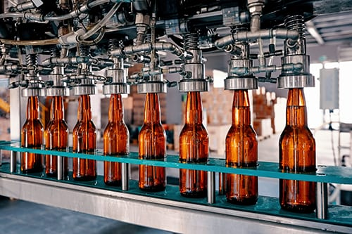 Brewery Reduces Off-Line Filler Cleaning Time and Achieves 60% Water Reduction with ChemTreat Filler Cleaner Technology
