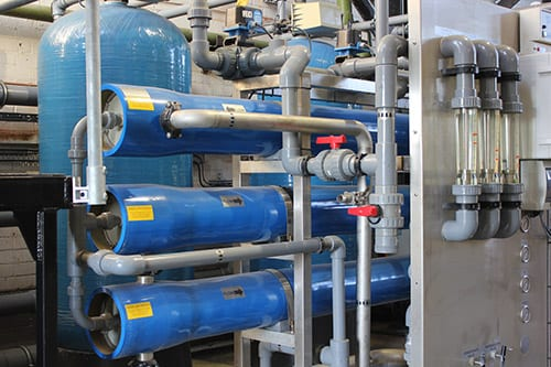 Keys to Reliable Makeup Water Treatment for Boilers